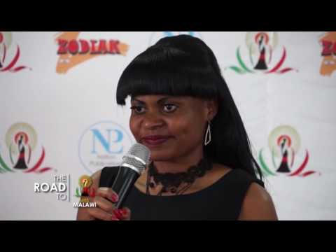Miss Malawi Auditions 2016 - Esther Chiviya
