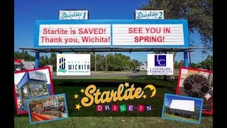Wichita Starlite ks in radio station drive