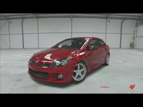 Opel Astra 2006 315 km/h - Car Builds #6 - Forza 4 Xbox 360