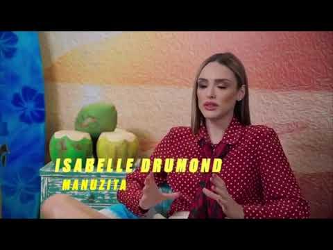 Isabelle Drummond Na Apresentação De Verão 90