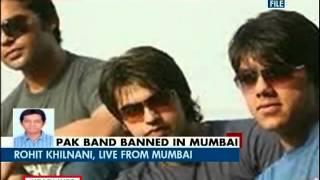 Pakistani rock band