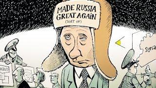 Очередные неудачи Путина во внешней политике, новые санкции США, агрегатор новостей Навального