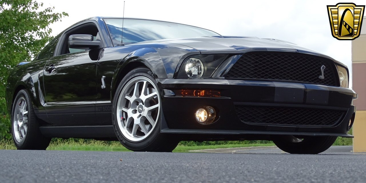 2008 ford mustang gt500 for sale at gateway classic cars stl