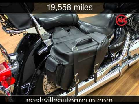 2002 Suzuki VL 800 Intruder  Used Motorcycles - Nashville,Tennessee - 2013-12-04