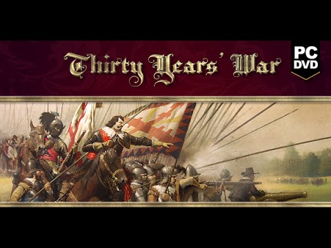 Thirty Years' War Stream - The Danish arrive!