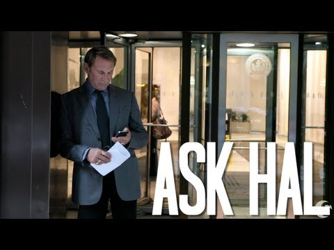 INSTYLE MAGAZINE'S EDITOR AT LARGE: ASK HAL EPISODE 3