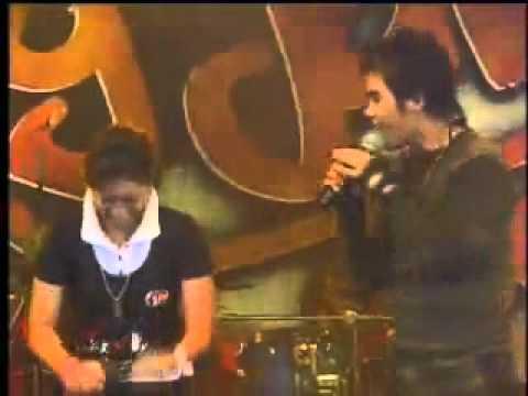 Joget Lambak   Adam @ Hot Fm Big Jam 2007!
