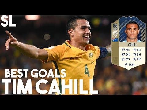 TIM CAHILL   AUSTRALIAN LEGEND   BEST GOALS AND MOMENTS