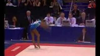Daiane Dos Santos 2006 Worlds Floor Event Finals