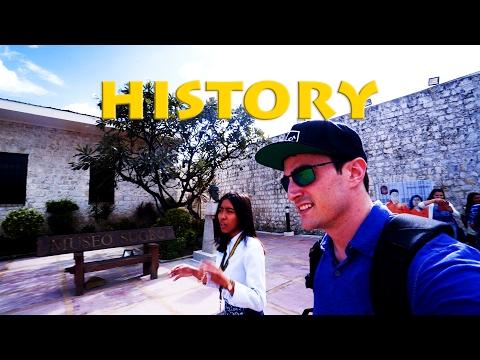 Museo Sugbo Philippines History Tour | Daily Travel Vlog Cebu City