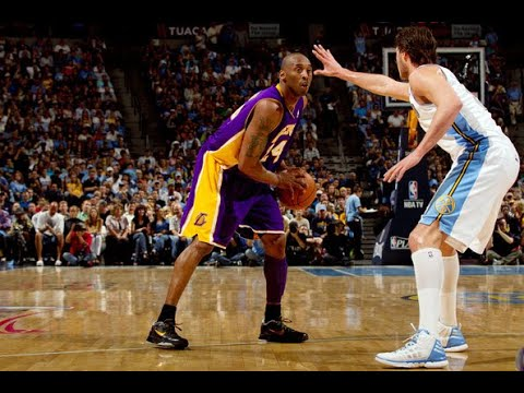 Kobe Bryant Position