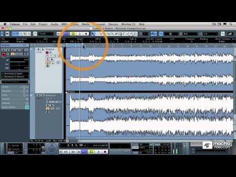 Cubase 5 401: Mastering in Cubase - 05 Remastering Comparison