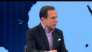 João Dória Jr. entrevista Elias Tergilene - Parte 3