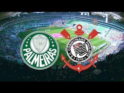 Palmeiras X Corinthians Cat  sub 13 campeonato paulista de futebol 2017