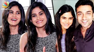 Shah Rukh Khan's my favourite but I'm a Surya fan : Aaditi Pohankar Interview | Atharva Movie