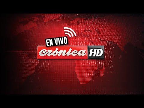 Crónica HD en vivo las 24 horas