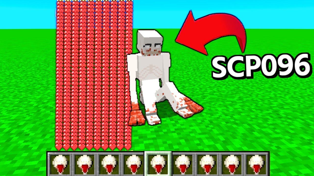マイクラ scp