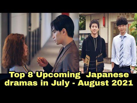 Download Top 7 Upcoming Japanese Dramas in July - August is 2021   japanese drama 2021   jdrama  