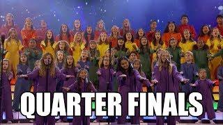 Voices of Hope America's Got Talent 2018 Quarter Finals GTF