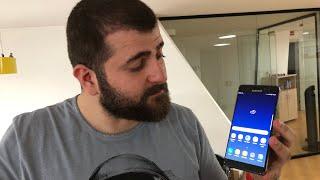 Galaxy Note 7 FE kutusundan çıkıyor - Note 7 ile hasret giderdik!