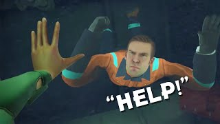 FREEDIVER: Triton Down [Extended Cut] - OCULUS QUEST HD GAMEPLAY!