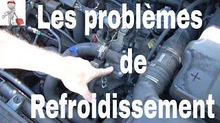 Contrôler le circuit de refroidissement 🐧 - Tester calorstat, thermocontact et ventilateur