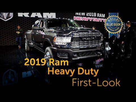 2019 Ram Heavy Duty -  First Look