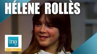 1979 : la 1ère télé d'Hélène Rollès   Archive INA