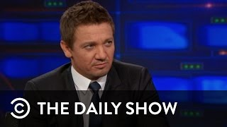 "Jeremy Renner Talks About ""Kill The Messenger"" 
