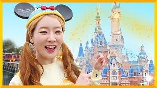愛麗的上海迪士尼旅行見聞  | 愛麗和故事 EllieAndStory