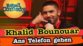 Khalid Bounouar – Verrückte Arten, ans Telefon zu gehen