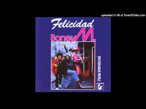 Boney M - Felicidad (Margherita) (12'' version)