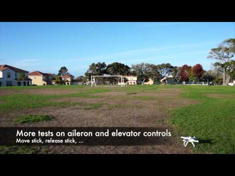 Testing PosHold On CX-20 Arducopter 3.2-rc14