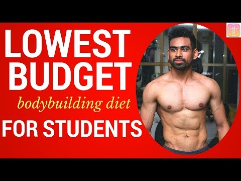 LOWEST BUDGET DIET PLAN  for COLLEGE/HOSTEL STUDENTS - Indian Bodybuilding Diet