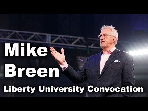 Mike Breen - Liberty University Convocation