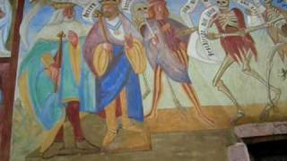 Danse Macabre -- Kinstheim, Alsace (France) -- Dance of Death, March 21, 2010