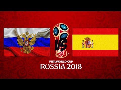 Видео обзор футбольного матча россия испания