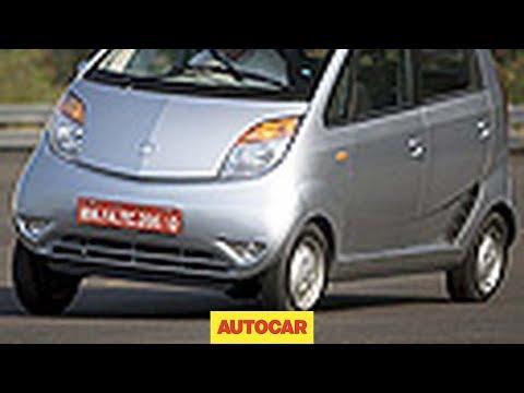 Tata Nano driven