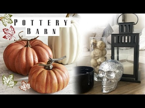 DIY Pottery Barn Inspired fall home decor | BeeisforBudget