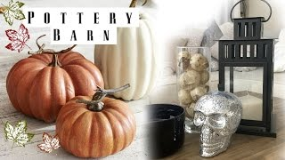 DIY Pottery Barn Inspired fall home decor | BeeisforBudget
