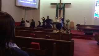 Let Your Power Fall James Fortune Praise Dance by Lambs of God