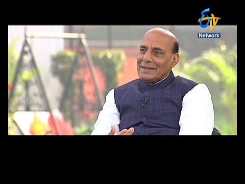 Home Minister Rajnath Singh Exclusive Interview With Editor-In-Chief Rahul Joshi On 3rd Feb 2017
