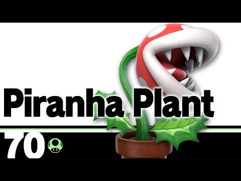 70: Piranha Plant – Super Smash Bros. Ultimate