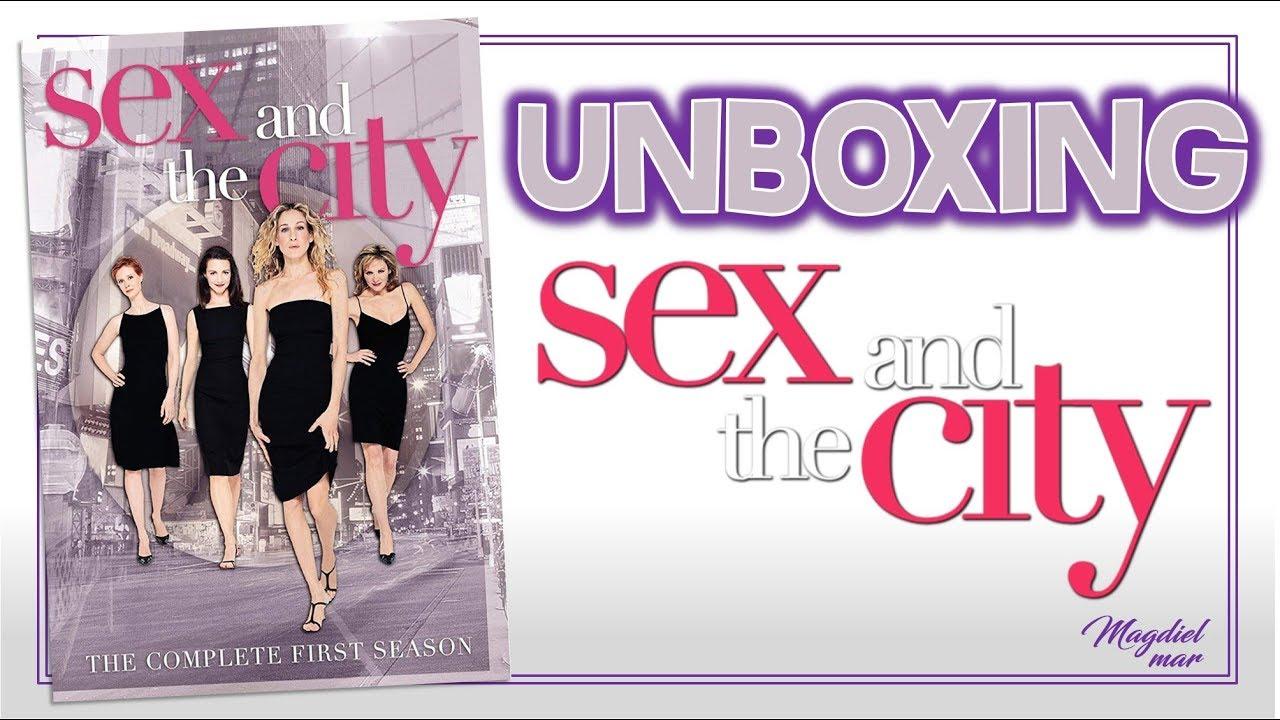 Download DVD | Sexo En La Ciudad / Sex And The City | Unboxing, Menu | HBO