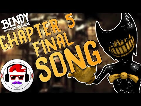 Bendy and the Ink Machine Chapter 5 Song | The Last Reel | Rockit Gaming