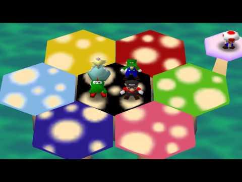 Let's Have Fun Mario Party : Le château arc-en-ciel de Mario 1 poster