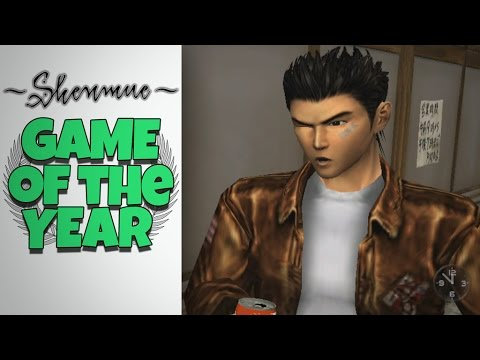 GREATEST GAME EVER MADE - Shenmue Gameplay