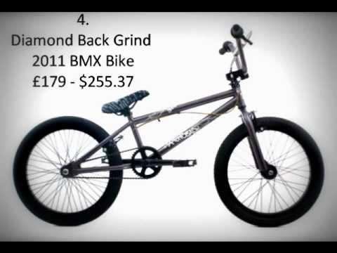 Top 5 BMX Bikes ( Cheap and light ) - YouTube