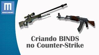 Criando bind no CS:GO