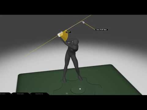 Clubface rotation and wrist set in takeaway